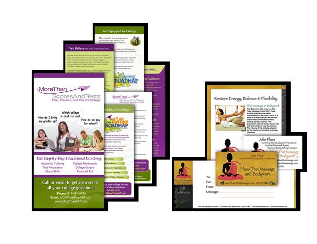 Print & Branding Materials